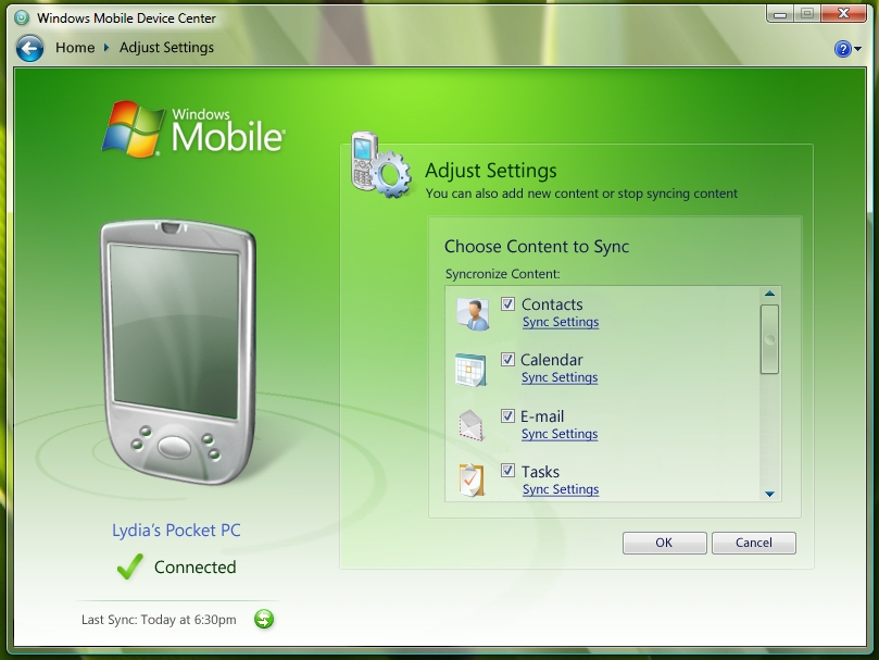Windows Mobile 5  Vista RC1  Vlad Mazek – Vladville Blog